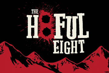 The Hateful Eight - Promo Art