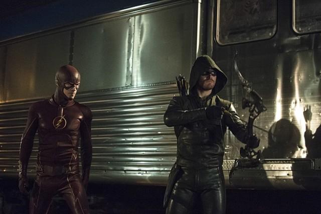 Arrow - Footage 3