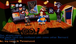 Day of the Tentacle - Gameplay