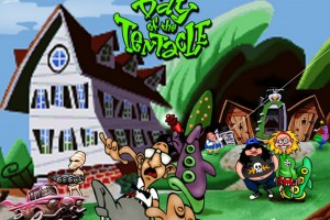 Day of the Tentacle - Promo Art