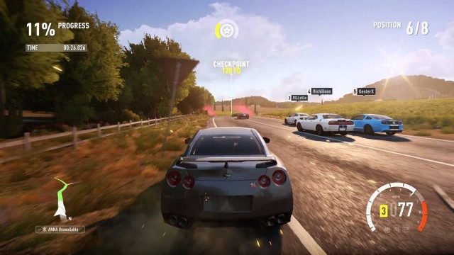 FH2 - Gameplay 3