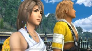 Final Fantasy X HD - Gameplay