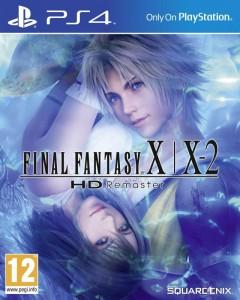 Final Fantasy X - PS4 Box Art