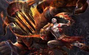 God of War - Promo Art 2