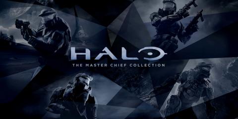 Halo MCC - Promo Art