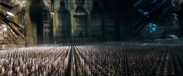 Hobbit 3 - Footage 1