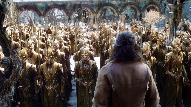 Hobbit 3 - Footage 2