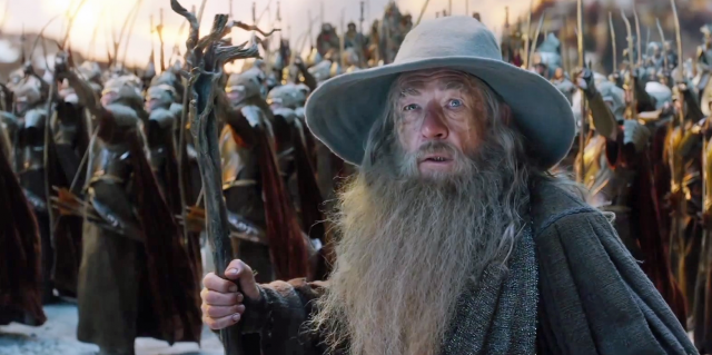 Hobbit 3 - Footage 9