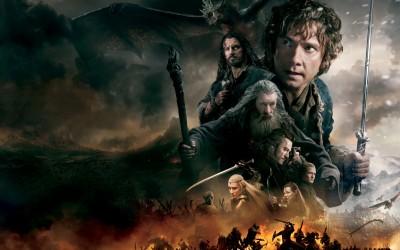 Hobbit 3 - Promo Art