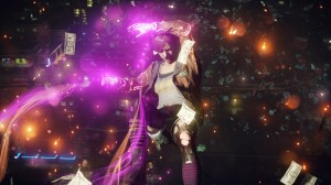 Infamous First Light - Promo Art