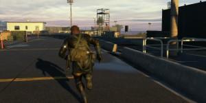 MGSV - Gameplay 1