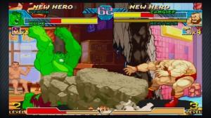 MvC - Gameplay 1