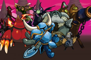 Shovel Knight - Promo Art