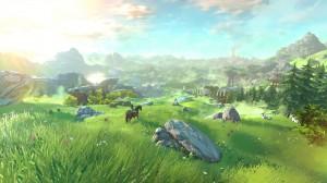 Zelda Wii U - Gameplay