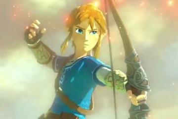 Zelda Wii U - Promo Art