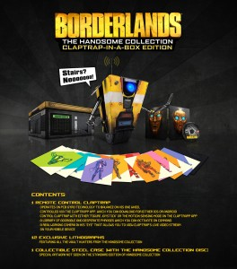Borderlands HC - Claptrap Edition