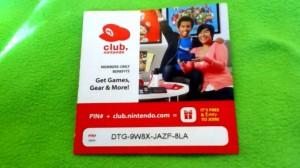 Club Nintendo - Leaflet