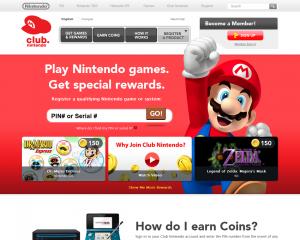 Club Nintendo - Page