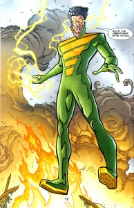 DC Comics - Weather Wizard