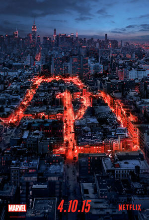 Daredevil - Motion Poster