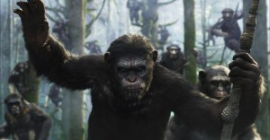 Dawn of the Planet of the Apes - Footage
