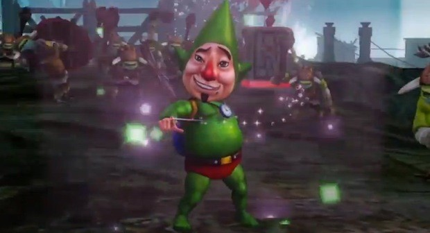 Hyrule Warriors - DLC
