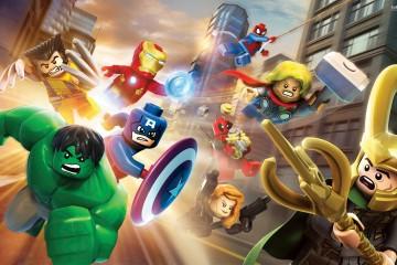 LEGO Marvel Super Heroes - Promo Art