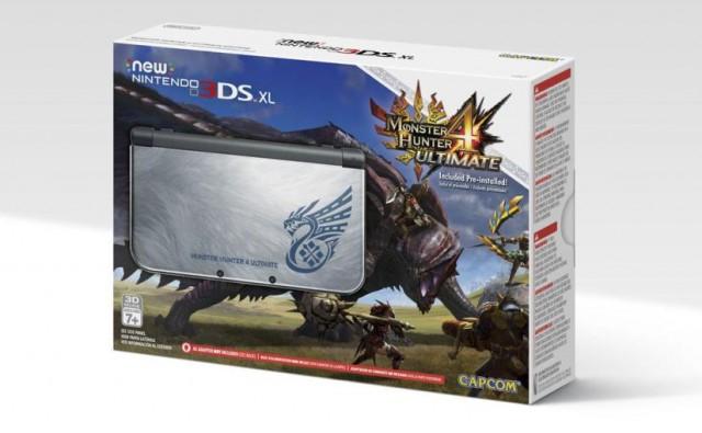 Monster Hunter 4 Ultimate - Hardware
