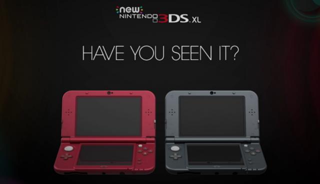 N3DS XL - Hardware