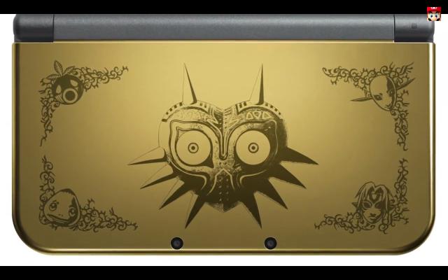 N3DS XL - Majora's Mask