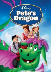 Pete's Dragon - Box Art