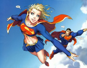 Supergirl - Comic Art 2