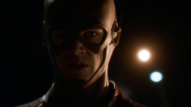 The Flash - Footage 1