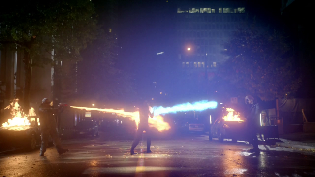 The Flash - Footage 4