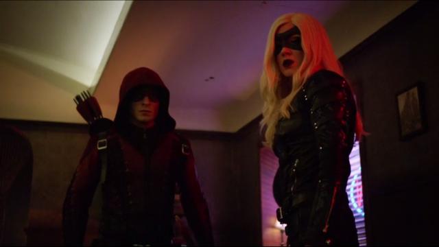 Arrow - Footage 1