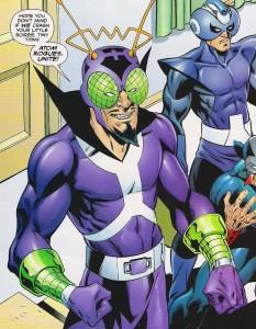 Bug-Eyed Bandit - DC Comics