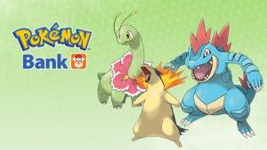 Pokemon Bank - Johto Starters
