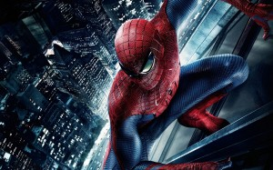 Spider-Man - Andrew Garfield
