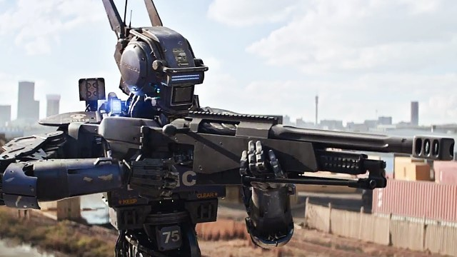 Chappie - Footage 1