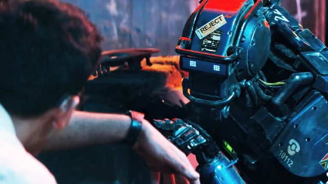 Chappie - Footage 3