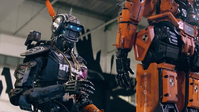 Chappie - Footage 4