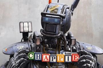 Chappie - Promo Art