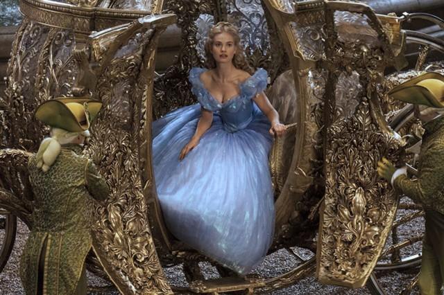 Cinderella - Footage 4