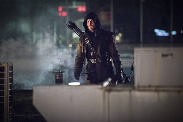 Arrow - Footage 4