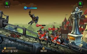 CastleStorm DE - Gameplay