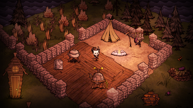 Don't Starve - Gameplay
