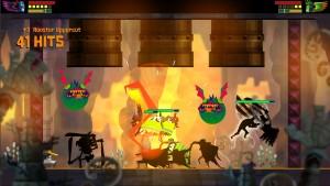 Guacamelee - Gameplay