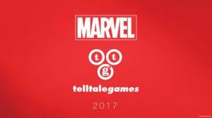 Marvel Telltale - Promo Art