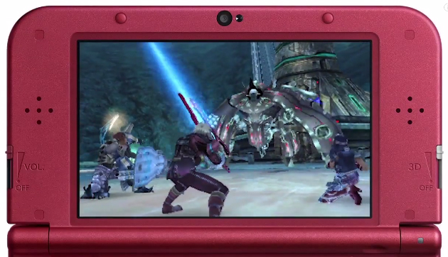 XBC3D - Gameplay