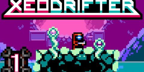 Xeodrifter - Promo Art
